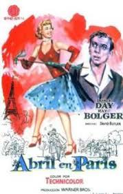 Película: Abril en París