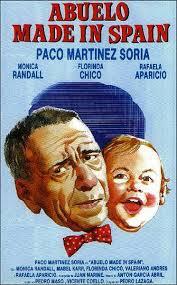 Película: Abuelo made in Spain