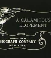 Película: A calamitous elopement
