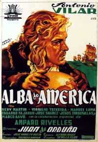 Película: Alba de América