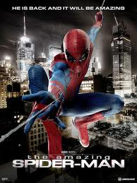 Película: The amazing Spider-Man