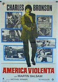 Película: América violenta