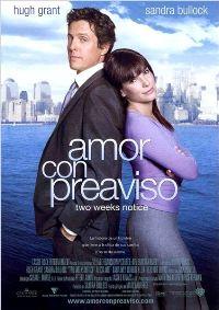 Película: Amor con preaviso