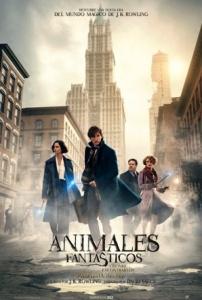 Película: Animales fantásticos y dónde encontrarlos
