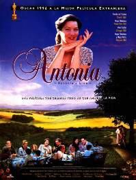 Película: Antonia