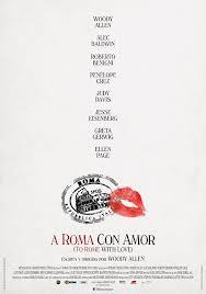 Película: A Roma con amor