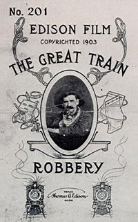 Película: Asalto y robo al tren
