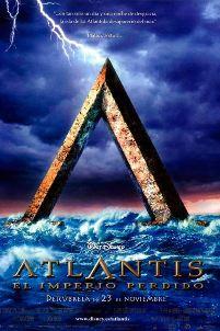 Película: Atlantis, el imperio perdido
