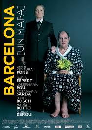 Película: Barcelona (un mapa)