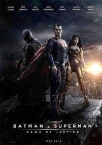 Película: Batman v. Superman: El amanecer de la justicia