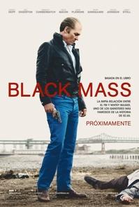 Película: Black Mass. Estrictamente criminal
