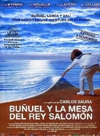 Película: Buñuel y la Mesa del Rey Salomón