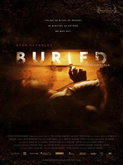 Película: Buried. Enterrado