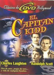 Película: El capitán Kidd