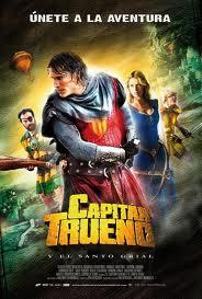 Película: El Capitán Trueno y el Santo Grial