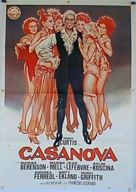 Película: Casanova