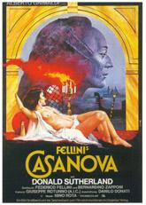 Película: El Casanova de Federico Fellini