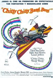 Película: Chitty Chitty Bang Bang