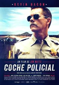 Película: Coche policial