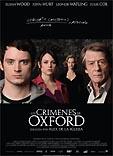 Película: Los crímenes de Oxford