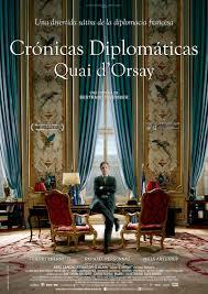 Película: Crónicas diplomáticas