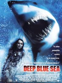 Película: Deep Blue Sea
