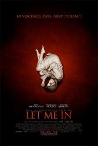 Película: Déjame entrar (2010)