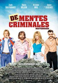 Película: De-mentes criminales