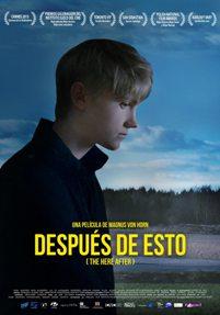 Película: Después de esto (The here after)