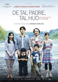 Película: De tal padre, tal hijo