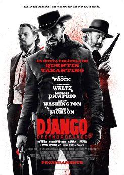 Película: Django desencadenado