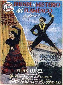 Película: Duende y misterio del flamenco