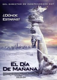Película: El día de mañana
