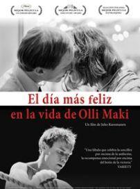 Película: El día más feliz en la vida de Olli Mäki