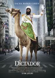 Película: El dictador