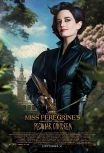 Película: El hogar de Miss Peregrine para niños peculiares