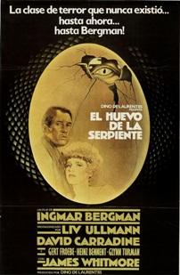 Película: El huevo de la serpiente
