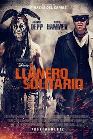 Película: El Llanero Solitario