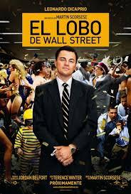 Película: El lobo de Wall Street