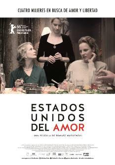 Película: Estados Unidos del Amor