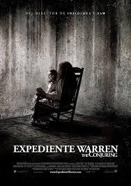 Película: Expediente Warren. The conjuring