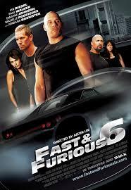 Película: Fast & Furious 6