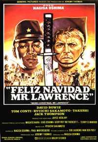 Película: Feliz Navidad, Mr. Lawrence