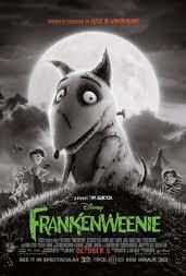 Película: Frankenweenie