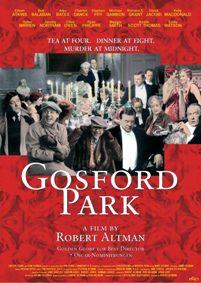 Película: Gosford Park