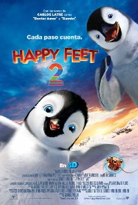 Película: Happy Feet 2