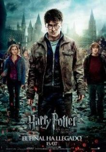 Película: Harry Potter y las Reliquias de la Muerte: 2ª Parte
