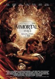 Película: Immortals