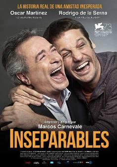 Película: Inseparables