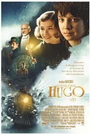 Película: La invención de Hugo